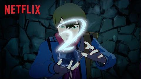 Der Prinz der Drachen - Offizieller Teaser - Netflix