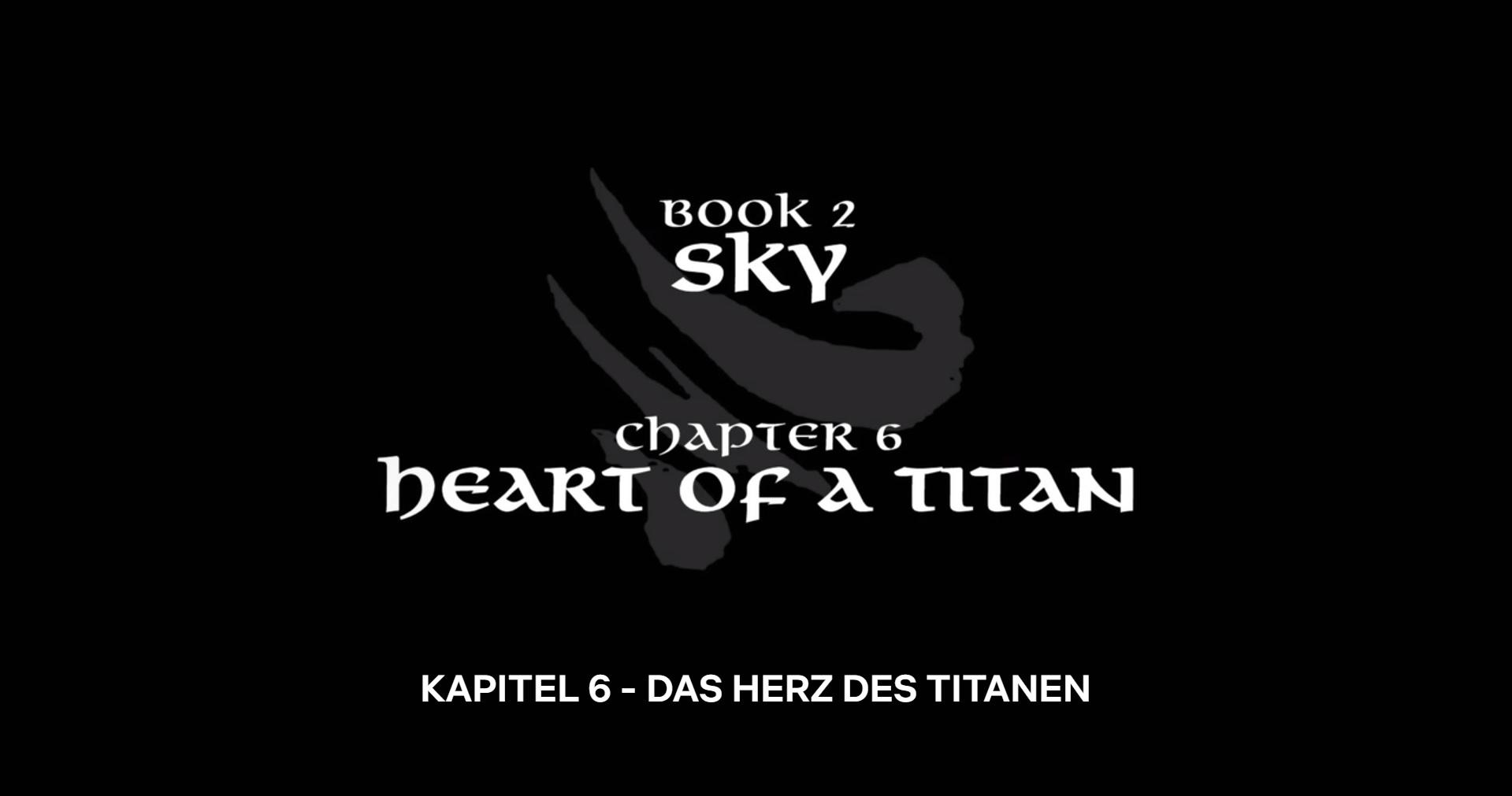 Das Herz des Titanen