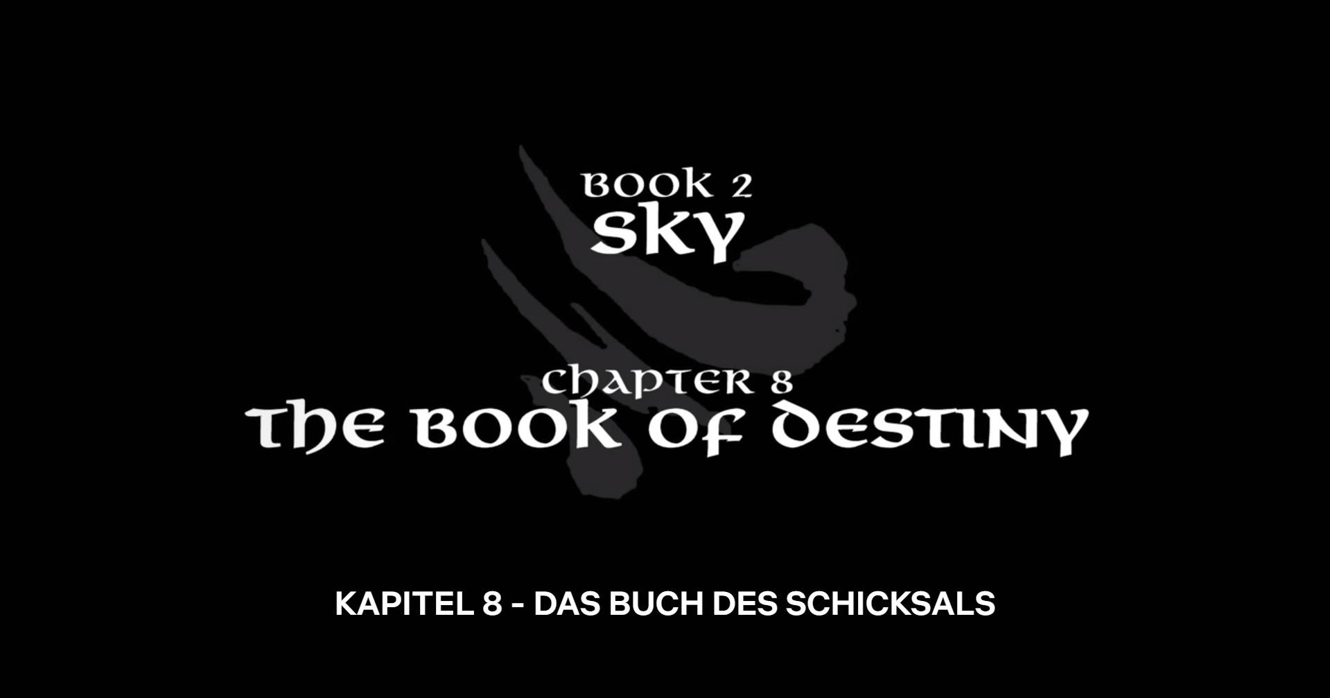 Das Buch des Schicksals