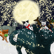 Dessin de Silex - Concours de Noël