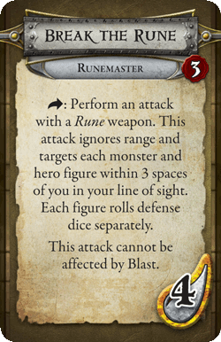Break the Rune