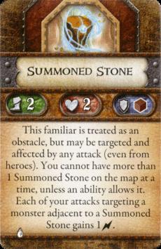 Summoned Stone