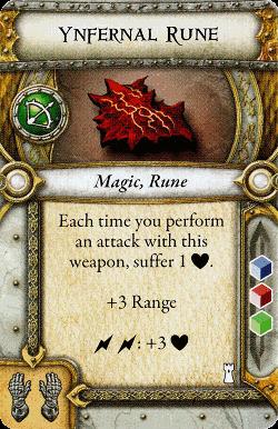 Ynfernal Rune (hero relic)