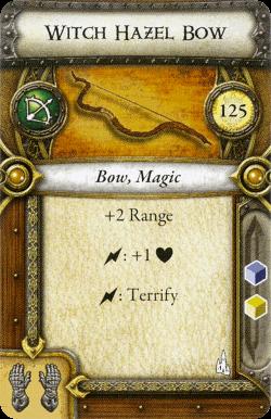 Witch Hazel Bow