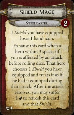 Shield Mage