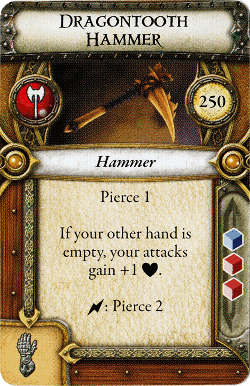Dragontooth Hammer