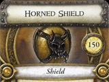 Horned Shield