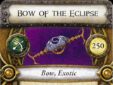 Bow of the Eclipse