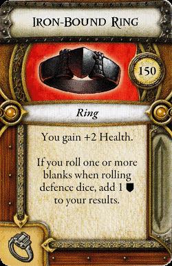 Iron-Bound Ring