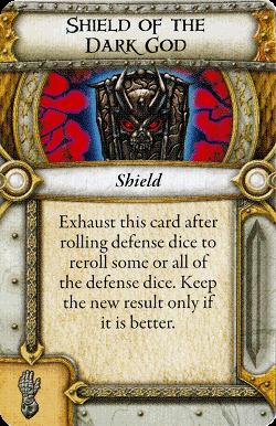 Shield of the Dark God