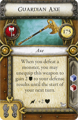 Guardian Axe