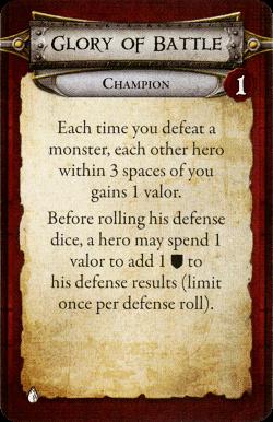 Glory of Battle
