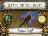 Staff of the Wild