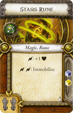Stasis Rune