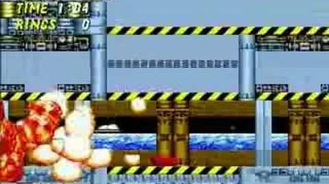 TAS_Sonic_2_&_Knuckles_DEATH_EGG_ZONE