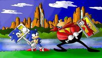 Sonic CD Panels Battle colors by adamis.jpg