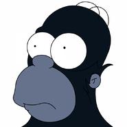 King Kong Homer