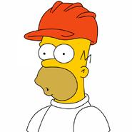 Homer Simpson 3
