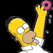 Homer-Simpson-02-Donut-icon