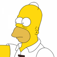 Homer Simpson 7