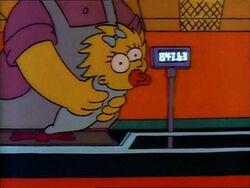 Simpson nackt lisa erwachsen Die Simpsons