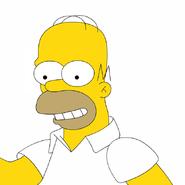 Homer Simpson 4