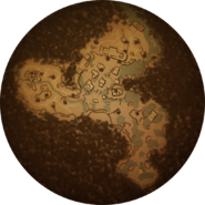 Queen's Nest minimap