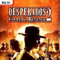 Desperados 2 Cooper S Revenge Desperados Wiki Fandom