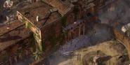 Abandoned Casa DeVitt
