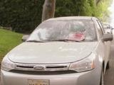Alejandro's car