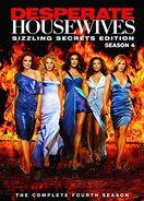 Desperate sezon 4 dvd