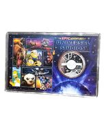 The Epic Adventures at Universal Studios Characters Coin