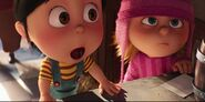 Despicable m3 agnes and edith 234234