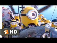 Despicable Me 3 (2017) - Bubblegum Rescue Scene (9-10) - Movieclips