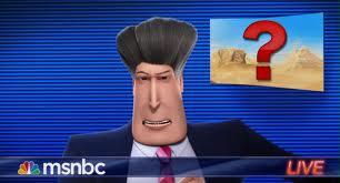 MSNBC Anchorman