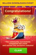King Bob congratulations