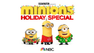 Minions holiday special promo
