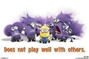 Despicable Me 2 Does Not Play Well With Others
