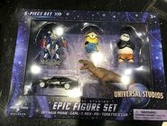 The Epic Adventures at Universal Studios Epic Figure Set