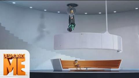"""Despicable Me - Clip """"Gru Steals the Shrink Ray"""" - Illumination"""