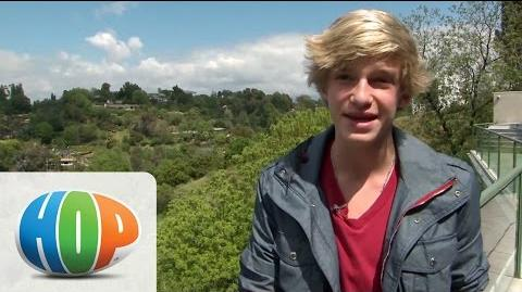 Behind the Scenes - All Access with Cody Simpson Hop Illumination Entertainme