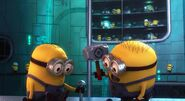 Minion first appearance