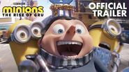 Minions The Rise of Gru - Official Trailer-0