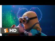 Despicable Me 2 (4-10) Movie CLIP - A Minion in Love (2013) HD