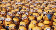 The minions in Minions