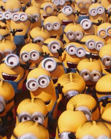 The minions in Minions.jpeg