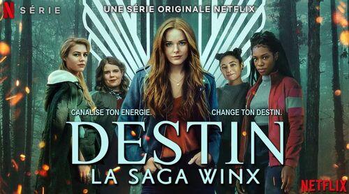 Wiki Destin: La Saga des Winx