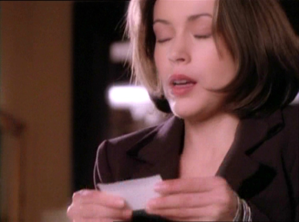 Precognition | Destined-The Next Generation of Charmed Wiki | Fandom
