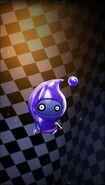 Small Blue Blobbie