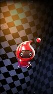 Small Red Blobbie